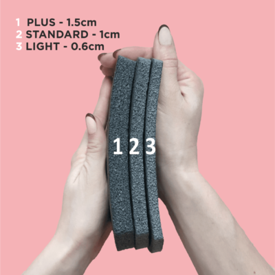 Additional pads for knee pads Queen Pole Wear