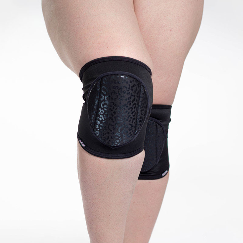 Knee pads for dance Queen