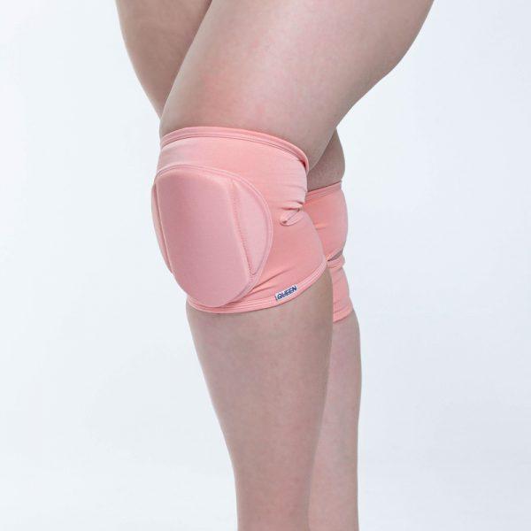 Queen Knee Pads Flamingo