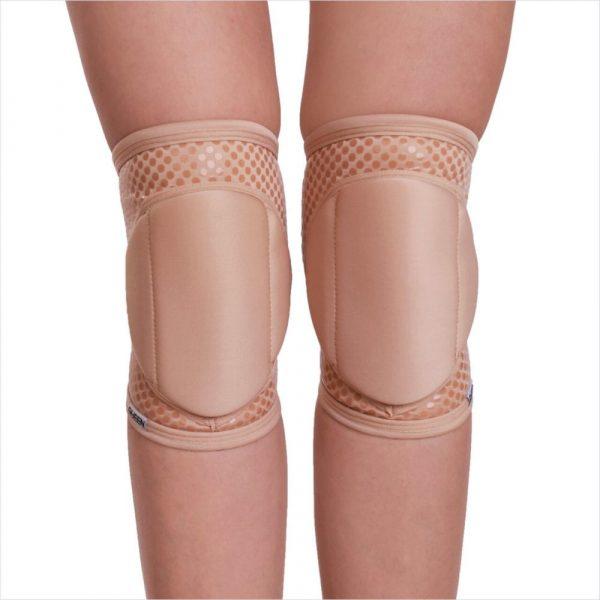 """наколенники для танцев модель """"Natural Grip"""" бренд Queen Pole Wear"""