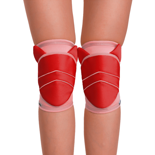 "knee pad pole dance ""Candy Kitty"" brand Queen wear"