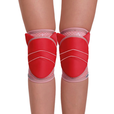 "knee pad pole dance ""Candy Kitty Grip"" brand Queen Pole wear"