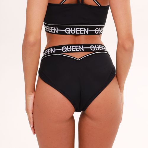 "pole dancing outfits shorts ""Queen Power"" brand Queen Pole Wear"