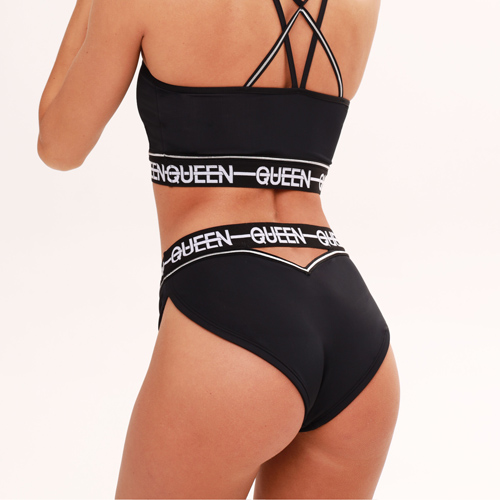 "pole fitness clothes top ""Queen Power"" Queen Pole Wear"