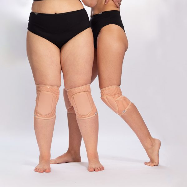queen brand nude grip knee pads for pole dance 4