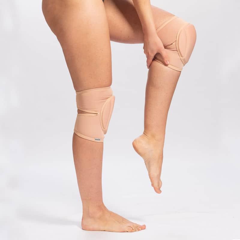 queen classic knee pads for dancing 2