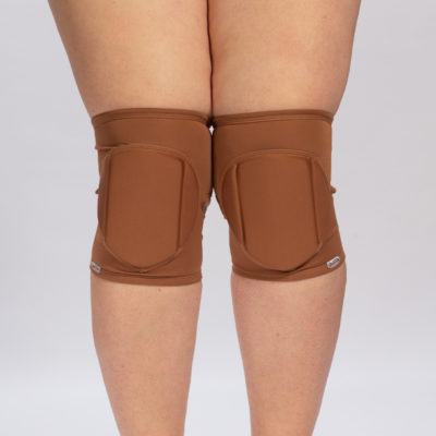queen pole wear knee pads for dance 1