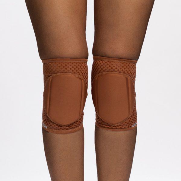 queen mocha grip knee pads for pole dance 2