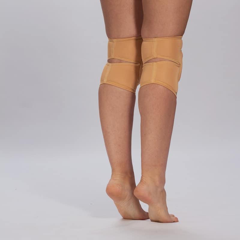 queen caramel knee pads for pole dance 2