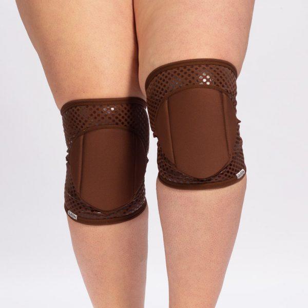 queen grip knee pads for dance 1