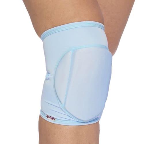 queen wear brand knee pads classic blue 6