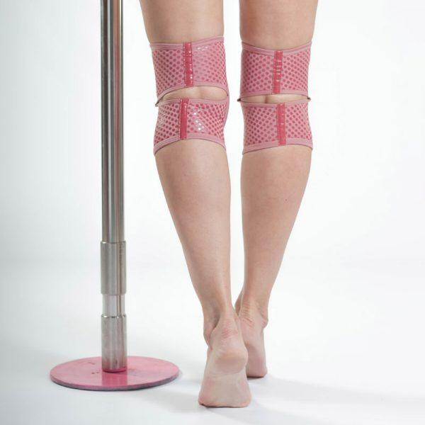 queen brand dusty rose knee pads 3