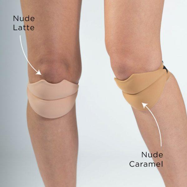 queen brand lips knee pads for dance 7