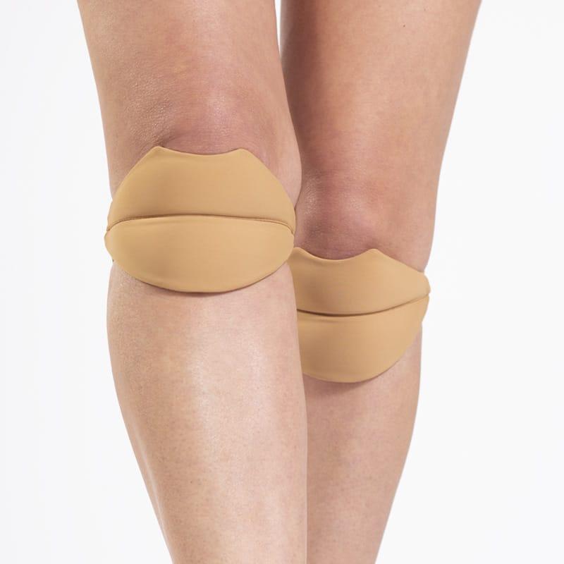 queen lips knee pads for dance 1