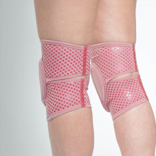 queen pole wear knee pads for dance 8