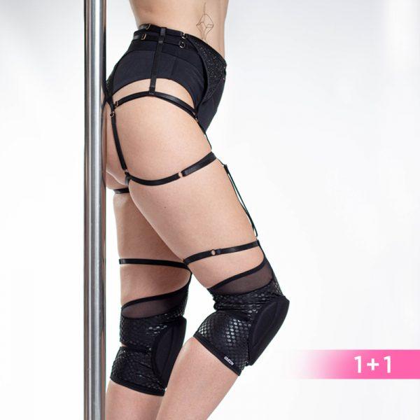 knee pads grippy pole dance